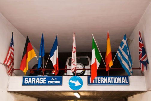 international-garage