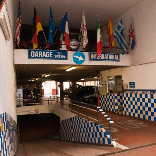 International Garage - Firenze
